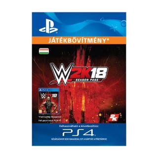 ESD HUN -WWE 2K18 Season Pass (Letölthető) PS4