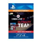 ESD HUN - EA SPORTS™ NBA LIVE 18 ULTIMATE TEAM™ - 2800 NBA POINTS (Letölthető)