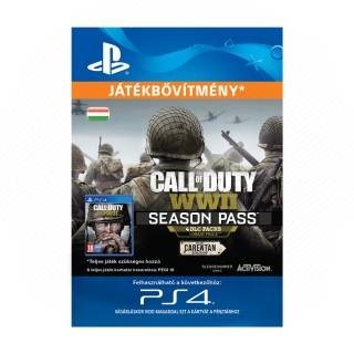ESD HUN - Call of Duty®: WWII - Season Pass (Letölthető) PS4