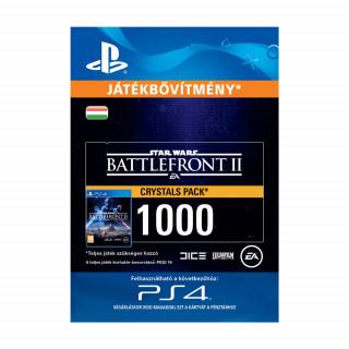 ESD HUN - STAR WARS™ Battlefront™ II: 1000 Crystals (Letölthető) PS4