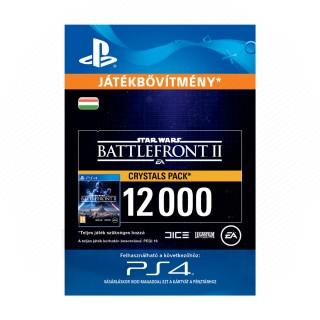 ESD HUN - STAR WARS™ Battlefront™ II: 12000 Crystals (Letölthető) PS4