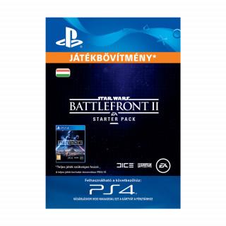 STAR WARS™ Battlefront™ II Starter Pack - ESD HUN (Letölthető) PS4