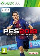 Pro Evolution Soccer 2018 (PES 18) (használt) XBOX 360