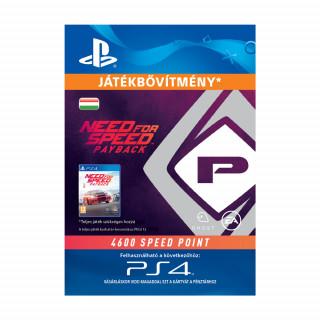 NFS Payback 4600 Speed Points - ESD HUN (Letölthető) PS4