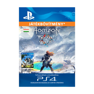 Horizon Zero Dawn™: The Frozen Wilds (Av. 7.11.2017) - ESD HUN (Letölthető) PS4