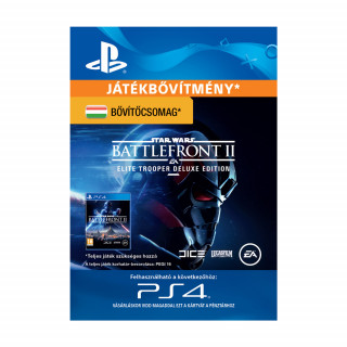 STAR WARS™ Battlefront™ II: Deluxe - Upgrade - ESD HUN (Letölthető) PS4