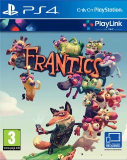 Frantics (Magyar szinkronnal) (használt) PS4