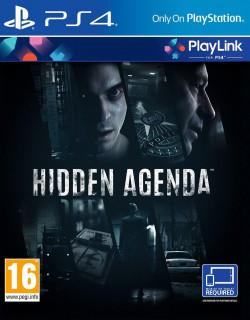 Hidden Agenda (Magyar szinkronnal) (használt) PS4