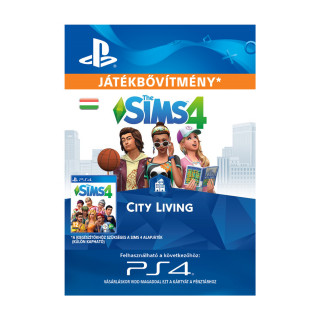 The Sims™ 4 City Living - ESD HUN (Letölthető) PS4