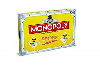 Monopoly Back To The Future Edition (Angol nyelvű) AJÁNDÉKTÁRGY