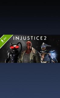Injustice 2 - Fighter Pack 2 (PC) Letölthető PC