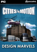 Cities in Motion Design Marvels (PC) Letölthető