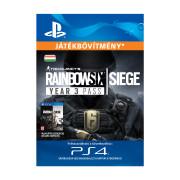 ESD HUN - Tom Clancy's Rainbow Six Siege Year 3 Pass (Letölthető)