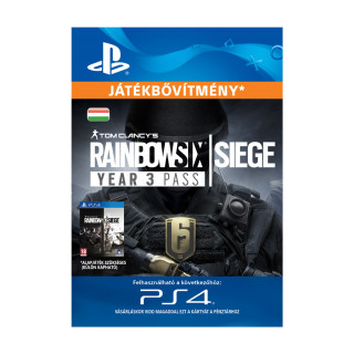 Tom Clancy's Rainbow Six Siege Year 3 Pass - ESD HUN (Letölthető) PS4