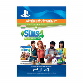 The Sims™ 4 Cool Kitchen Stuff - ESD HUN (Letölthető)