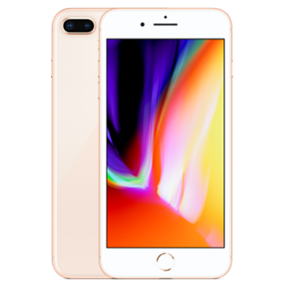 Apple IPhone 8 Plus 64GB Gold Mobil