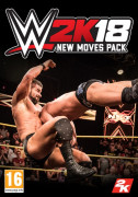 WWE 2K18 New Moves Pack (PC) Letölthető PC
