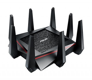 Asus ROG RAPTURE GT-AC5300 Tri-band gigabit AiMesh gaming Wi-Fi Wi-Fi router PC