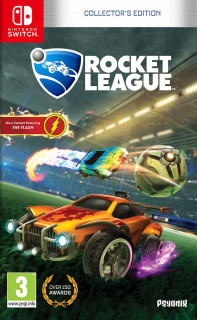 Rocket League Collector's Edition Nintendo Switch
