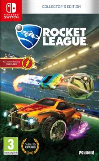Rocket League Collector's Edition Nintendo Switch