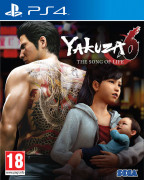 Yakuza 6: The Song of Life Essence of Art Edition PS4