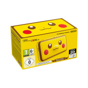 New Nintendo 2DS XL Pikachu Edition 3 DS