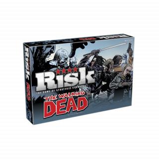 Risk Walking Dead Edition (Angol nyelvű) AJÁNDÉKTÁRGY