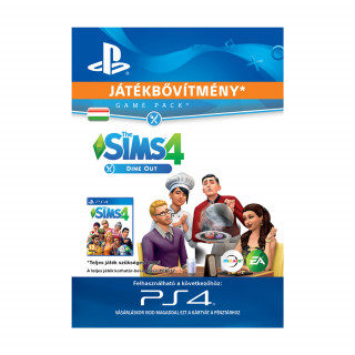 The Sims™ 4 Dine Out - ESD HUN (Letölthető) PS4