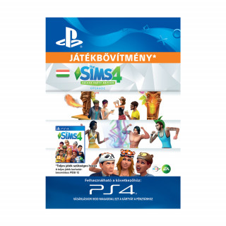 The Sims™ 4 Deluxe Party Edition Upgrade - ESD HUN (Letölthető) PS4