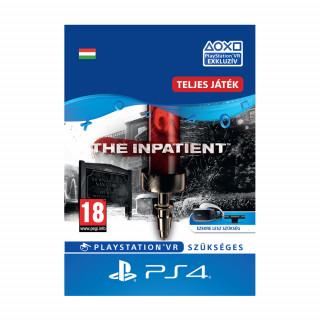 The Inpatient - ESD HUN (Letölthető) PS4
