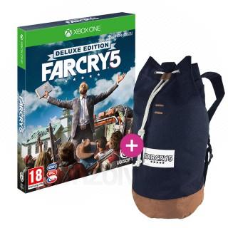 Far Cry 5 Deluxe Edition + Hátizsák XBOX ONE