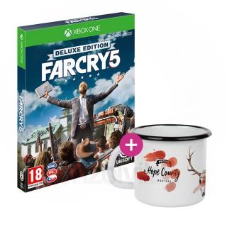 Far Cry 5 Deluxe Edition + Bögre XBOX ONE