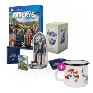 Far Cry 5 The Father Edition + Bögre PS4