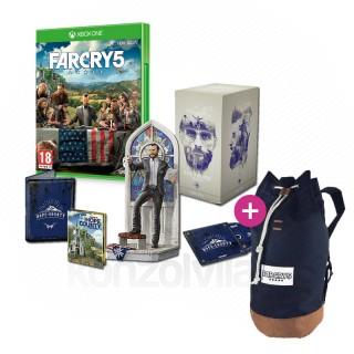 Far Cry 5 The Father Edition + Hátizsák XBOX ONE