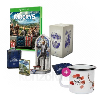 Far Cry 5 The Father Edition + Bögre XBOX ONE