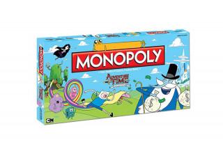 Monopoly Adventure Time Collector's Edition AJÁNDÉKTÁRGY