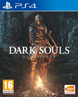 Dark Souls Remastered (használt) PS4
