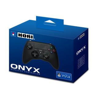 PS4 Hori Onyx Vezeték nélküli Kontroller (Fekete)