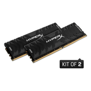 Kingston DDR4 3200 16GB HyperX Predator CL16 KIT (2x8GB) HX432C16PB3K2/16