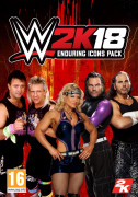 WWE 2K18 Enduring Icons Pack  (PC) Letölthető PC