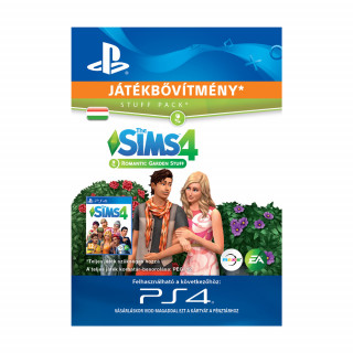 The Sims™ 4 Romantic Garden Stuff - ESD HUN (Letölthető) PS4