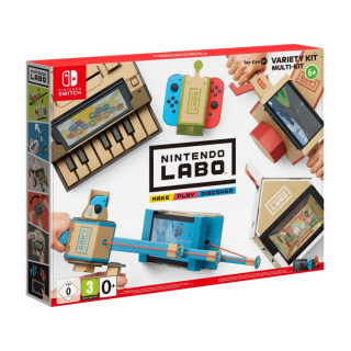 Nintendo Switch Labo Variety Kit Switch