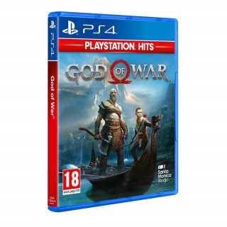 God of War (2018) (Magyar felirattal) (használt) PS4