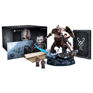 God of War (2018) Collector's Edition (Magyar felirattal) PS4