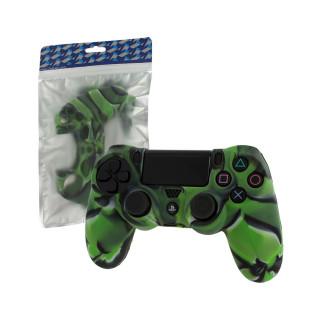 Dualshock 4 szilikontok (Camo Green)