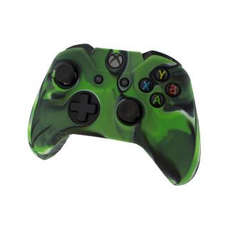 Xbox One Kontroller Szilikon Tok (Camo Green) XBOX ONE