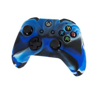 Xbox One Szilikon Tok (Camo Blue) XBOX ONE