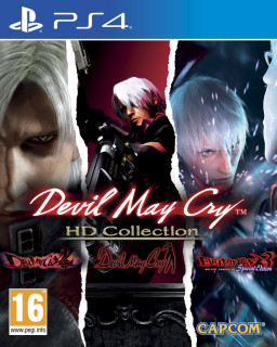 Devil May Cry HD Collection (használt) PS4