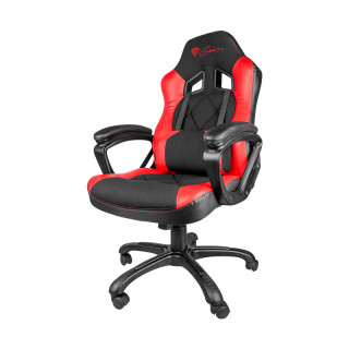 Natec Genesis SX33 gamer szék, fekete-piros (NFG-0752) PC