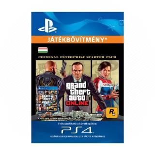 ESD HUN - GTA Online: Criminal Enterprise Starter Pack (Letölthető) PS4